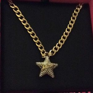 Juicy Couture Star Necklace